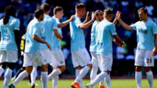 """Lazio - Sampdoria 4-0. Victorie clară pentru """"vulturi"""". Radu Ștefan, pasă de gol"""