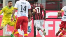 AC Milan - Benevento 0-1. Victorie istorică pentru echipa lui Alin Toşca