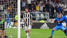 Juventus n-a trimis niciun şut pe poartă în derby-ul cu Napoli. Statistici groaznice pentru liderul din Serie A
