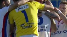 FC Botoşani - Sepsi 2-2. Moldovenii au egalat în prelungiri, în inferioritate numerică