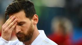"""""""Să-i fie ruşine!"""". Messi, făcut praf după evoluţia slabă din meciul cu Croaţia"""