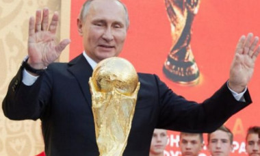 Capodopera lui Putin: Cum se vede Mondialul de 12 miliarde de dolari de la faţa locului