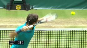 Federer, de nerecunoscut: şi-a pierdut cumpătul pe teren