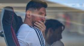Totul a ieşit la iveală. Ce a făcut Messi în orele de după înfrângerea Argentinei