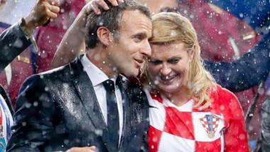 """""""Jenant!"""" Croaţii, revoltaţi de comportamentul preşedintei Kolinda Grabar-Kitarovic"""
