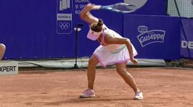 Fără precedent! Ce a putut să facă Begu la BRD Bucharest Open