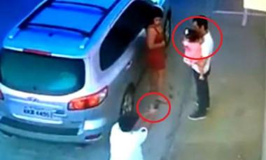Execuție în plină stradă. Ce a făcut bărbatul cu câteva clipe înainte să moară. VIDEO