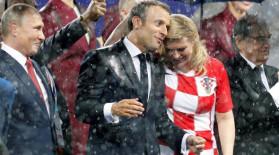 """""""Prostimea preia gogoșile astea enorme!"""" Cea mai dură reacție despre președinta Croației"""