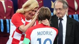Uimitoarea preşedintă a Croaţiei. Ce au descoperit francezii