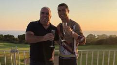 Transferul anului a lăsat un bacșiș fabulos! Cristiano Ronaldo și-a făcut de cap în Grecia, înainte să meargă la Juve