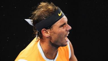 """""""Demonul exorcizat!"""" Marele favorit al publicului, distrus de Rafa Nadal la Australian Open"""