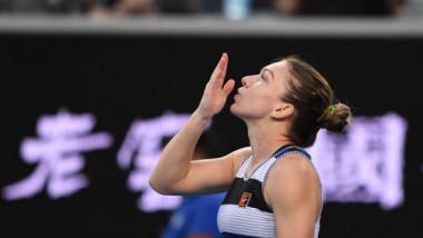 Cum comentează presa internațională super victoria Simonei cu Venus