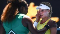 Înaintea meciului cu Simona, Serena și-a umilit adversara și a făcut-o să plângă!