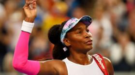 Reacția de milioane a lui Venus Williams, după înfrângerea în fața Simonei Halep