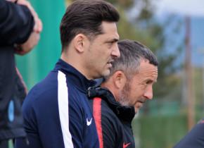 Mirel Rădoi, spectator de lux la antrenamentul celor de la FCSB