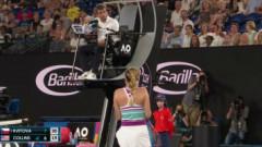"""""""I-a încheiat cariera lui Collins!"""". Acuze dure, după ce """"arbitrul Serenei"""" a greşit din nou, în semifinalele AO"""