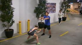 Nota 10! Ce făcea Simona Halep cu puțin timp înaintea meciului cu Serena Williams