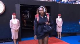 """""""Moment incredibil!"""" Simona nu s-a putut opri din râs. Gafa făcută de Serena, înaintea partidei"""