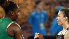 Capitolul la care Serena Williams s-a simțit surclasată de Simona Halep