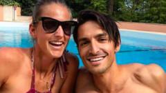 """""""Scene uimitoare!"""" Cum a fost surprins soțul Karolinei Pliskova și ce a făcut când a sesizat că e filmat"""