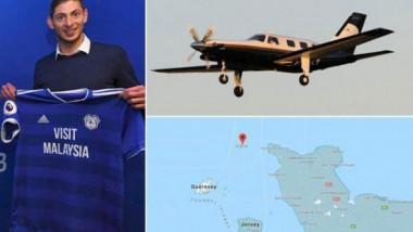 NEWS ALERT Emiliano Sala și pilotul s-ar fi salvat miraculos! Ultimul scenariu al celor care investighează cazul