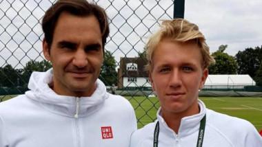 """Noua senzație a tenisului românesc! Copilul din reclama """"Zboară, puiule, zboară"""" e în semifinale, la AO"""