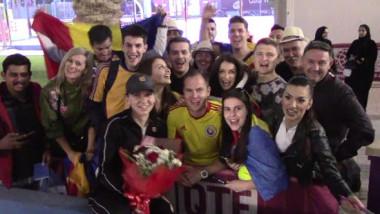 Surpriza pregătită de fani pentru Simona Halep, imediat după finala de la Doha