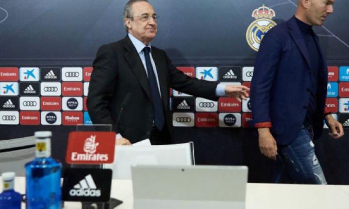 """Zidane își negociază la sânge contractul: lista de pretenții! Lovitură pentru Real: cum își """"distruge"""" fosta echipă"""