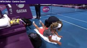 Acuzată că s-a prefăcut în finala cu Simona Halep, Elise Mertens reacționează