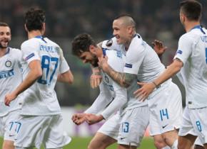 Inter - Rapid Viena 4-0. Nerazzurrii s-au distrat cu echipa lui Andrei Ivan