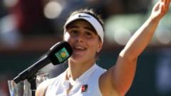 """""""M-a făcut să urlu de parcă ar fi câștigat Simona Halep!"""". Dezvăluirea făcută după finala de la Indian Wells"""