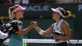 """""""Ești cea mai mare regină a dramelor!"""". Kerber, mesaj incredibil pentru Andreescu, chiar la finalul meciului"""