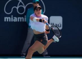 Andreescu - Kontaveit, ACUM, Digi Sport 2, în optimi la Miami. Set pierdut categoric de Bianca!