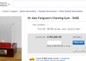 Cea mai scumpă gumă de mestecat din lume = 1 Ferrari + 1 Lamborghini. Cu cât a fost vândută la licitație