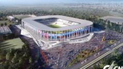 Echipa din România care va juca pe noul stadion de 65 de milioane de euro