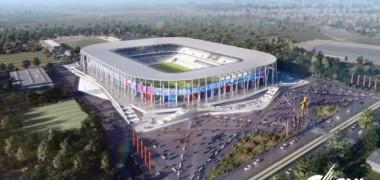 Echipa din România care va juca pe noul stadion de 65 de milioane de euro! Anunțul făcut azi