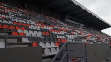 E gata: un nou stadion funcţional în Liga 1! Cum arată arena în care trebuiau să se bage 17 milioane €