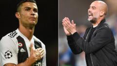 Lovitură de proporții la Juventus: Ronaldo a acceptat să lucreze sub comanda lui Guardiola