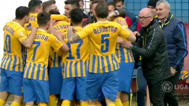 """Scorul anului în România. La pauză era 3-0, dar """"măcelul"""" abia începuse. Cât s-a terminat"""