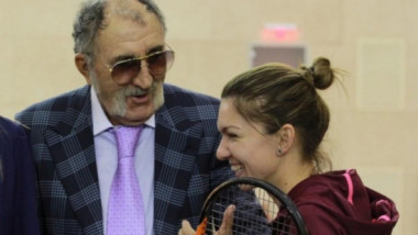 Ce i-a transmis Simona Halep lui Țiriac după victoria cu Mladenovic