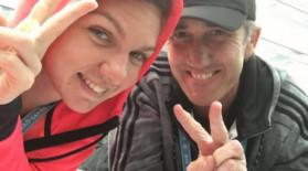 Mesajul superb al lui Darren Cahill, imediat după victoria uriașă a Simonei Halep