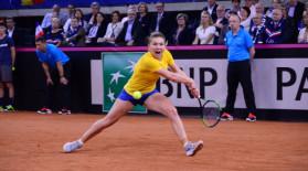 Simona Halep nu a putut trece peste eșec. Ce decizie a luat imediat după meciul de dublu