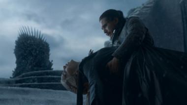 Vedeta care s-a dezlănțuit pe rețelele de socializare, după ce a văzut ultimul episod din Game of Thrones