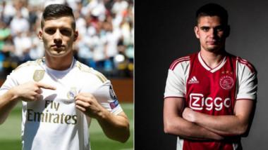 "Scandalul nu s-a stins! ""Real Madrid l-a lăsat pe Jovic la Euro 2019. Răzvan Marin a fost blocat de Ajax"""