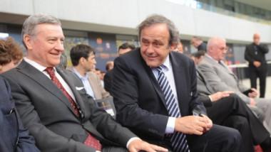 Reacţia lui Mircea Sandu după aflarea veştii că prietenul său Michel Platini a fost arestat
