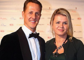 Informaţie rară despre Schumacher! Ce le-ar fi spus Corinna apropiaţilor