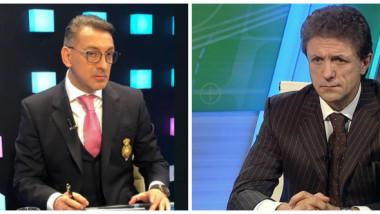 """Schimb de replici între Gică Popescu și """"Mister"""" Dumitrescu: """"N-avem mașinile dumneavoastră, domnule Ilie"""""""