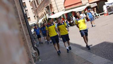 Ce le-au strigat italienii pe stradă jucătorilor României U21. Fotbaliștii noștri au răspuns imediat