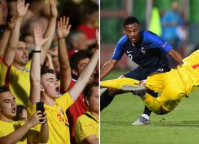 EURO 2019 | ACUM, România U21 - Franța U21 0-0, LIVE TEXT. Penalty refuzat României. La scorul acesta, jucăm în semifinale