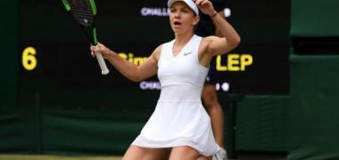 Articolul scandalos scris de englezii de la The Times pe prima pagină, după succesul fantastic al Simonei Halep la Wimbledon